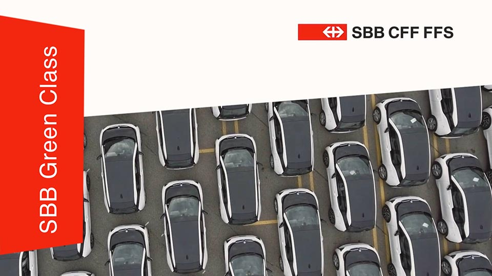 SBB / Mobility Greenclass
