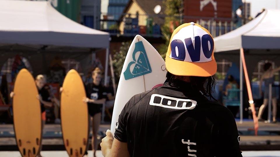 OVO City Wave Zürich